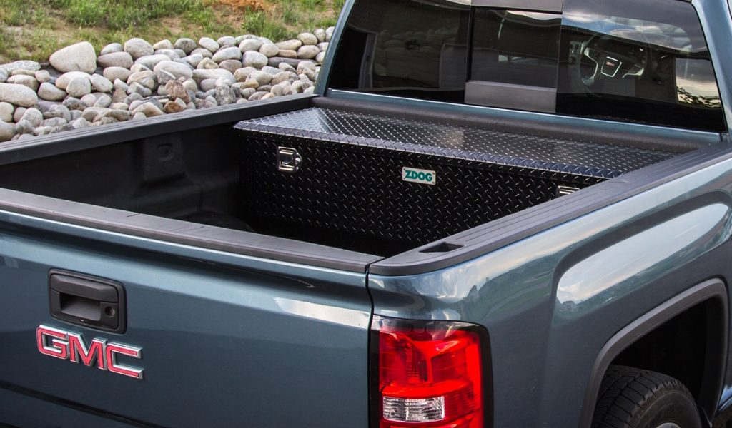 Tool Boxes For Truck Beds Chevy Colorado