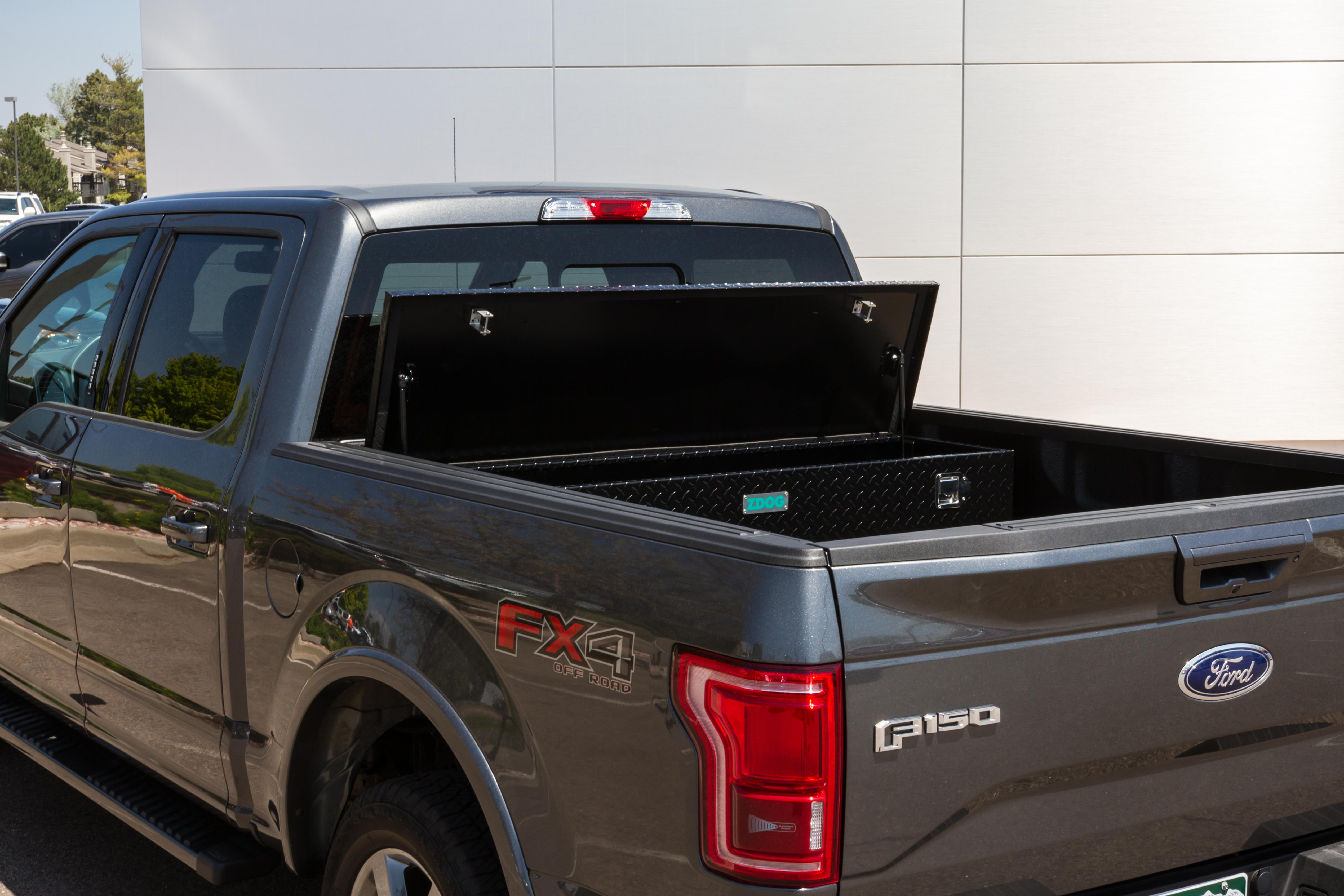 Utility Truck Beds For Sale >> ZDOG FF5-2000 (Ford F-150, 2015 or newer models) | ZDOG ...